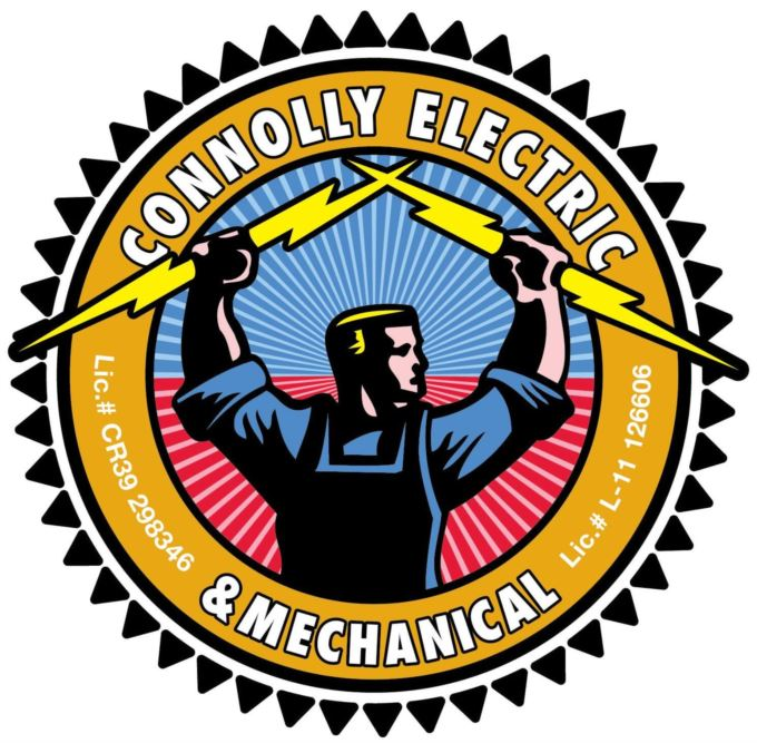 Connolly Electric & Mechanical Logo